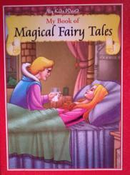 My book of Magical Fairy Tales  by  My Kids World