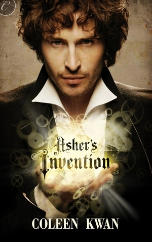 Ashers Invention (Asher Quigley, #1)  by  Coleen Kwan