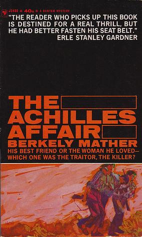 The Achilles Affair Berkely Mather