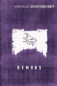 Demons: A Novel in Three Parts  by  Fyodor Dostoyevsky