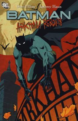Batman: Arkham Reborn  by  David Hine