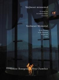 Steilneset minnested : til minne om de trolldomsdømte i Finnmark = Steilneset Memorial : to the victims of the Finnmark witchcraft trials  by  Line Ulekleiv