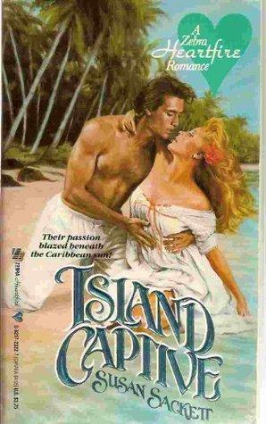 Island Captive Susan Sackett