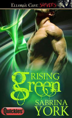 Rising Green  by  Sabrina York