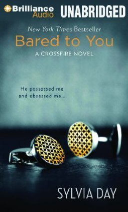 Bared to You (Crossfire, #1) Jill  Redfield