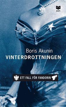 Vinterdrottningen: Ett fall för Fandorin Boris Akunin