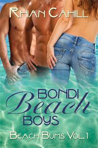 Bondi Beach Boys Rhian Cahill