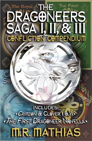 Confliction Compendium (The Dragoneers Saga #1-3) M.R. Mathias