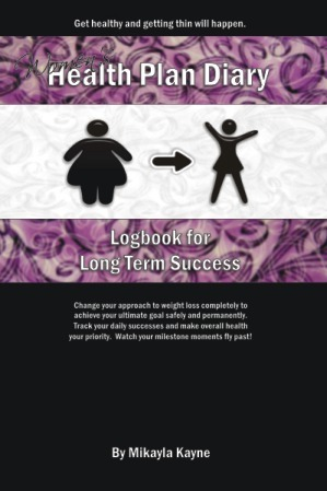Womens Health Plan Diary - Logbook for Long Term Success  by  Mikayla Kayne