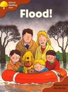 Flood (Oxford Reading Tree, Stage 8, More Stories A) Roderick Hunt