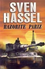 Razorite Pariz  by  Sven Hassel