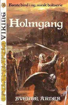 Holmgang (Viking, #1) Sverre Årnes