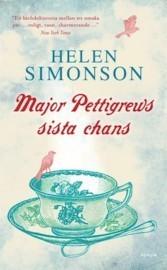 Major Pettigrews sista chans  by  Helen Simonson