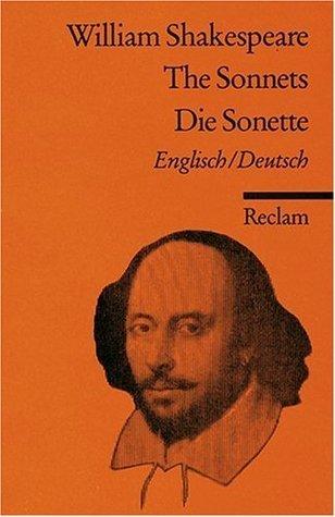 Die Sonette / The Sonnets. William Shakespeare