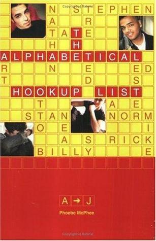 The Alphabetical Hookup List A-J (The Alphabetical Hookup List, #1)  by  Phoebe McPhee