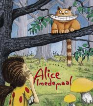 Alice Imedemaal  by  Lewis Carroll