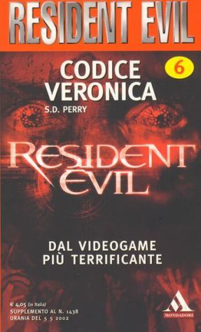 Codice Veronica  by  S.D. Perry