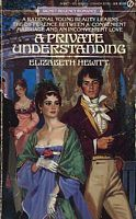 A Private Understanding  by  Elizabeth Hewitt
