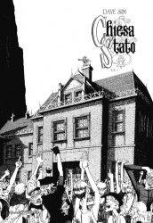 Chiesa & Stato Vol. 1  by  Dave Sim