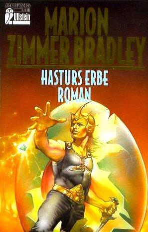 Hasturs Erbe (Darkover, #18)  by  Marion Zimmer Bradley