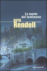La morte del testimone  by  Ruth Rendell