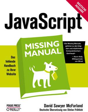 JavaScript: Missing Manual David Sawyer McFarland