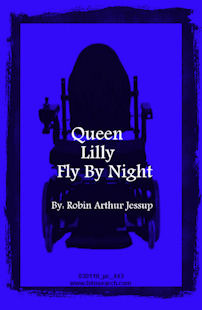 Queen Lilly Fly Night by Robin Arthur Jessup