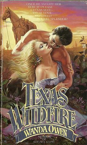 Texas Wildfire  by  Wanda Owen