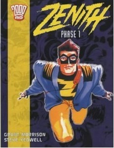 Zenith Phase 1  by  Grant Morrison
