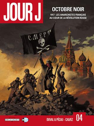 Octobre noir (Jour J, #4)  by  Fred Duval