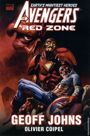 The Avengers, Vol. 2: Red Zone  by  Geoff Johns