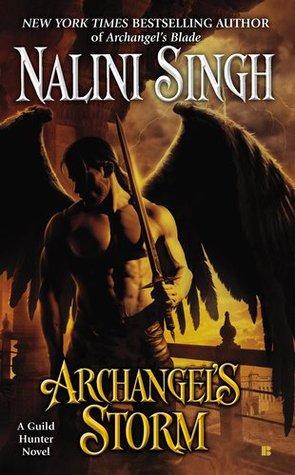Archangels Storm (Guild Hunter, #5) Nalini Singh