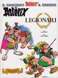 Astèrix Legionari  by  René Goscinny