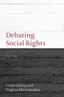 Debating Social Rights Conor A. Gearty