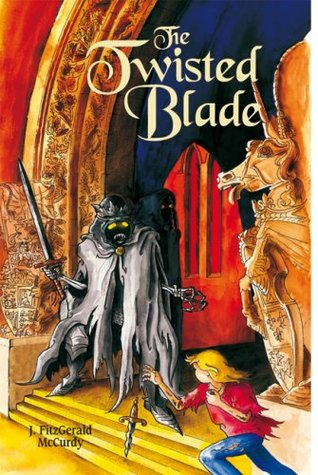 The Twisted Blade (The Serpents Egg Trilogy, #3) J. Fitzgerald McCurdy