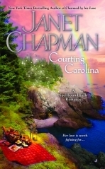 Courting Carolina (Spellbound Falls, #3) Janet Chapman