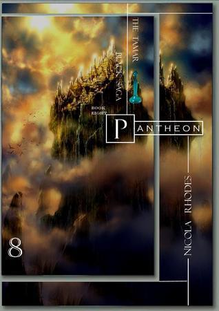 Pantheon (Tamar Black, #8)  by  Nicola Rhodes