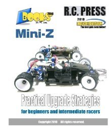 2012 Rc Technology Training Series: Introduction to 4WD Brushed Power Rc Buggy: Rc Technology Training Series for Beginners  by  R.C. Press