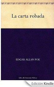 La Carta Robada  by  Edgar Allan Poe