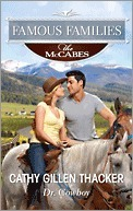 Dr. Cowboy (The McCabes of Texas #1)  by  Cathy Gillen Thacker