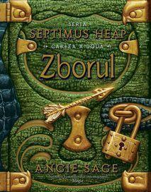 Zborul (Septimus Heap, #2)  by  Angie Sage