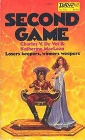 Second Game  by  Charles V. DeVet
