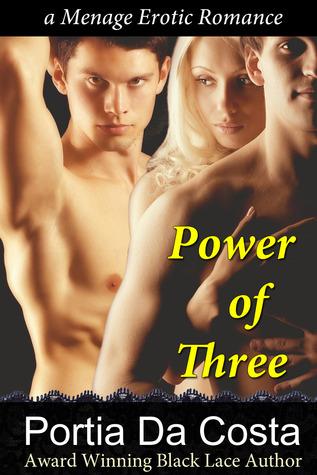 Power of Three  by  Portia Da Costa