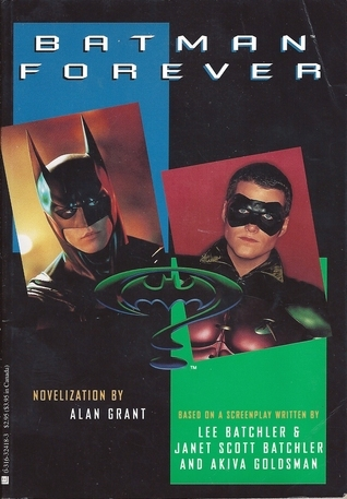 Batman Forever Alan Grant