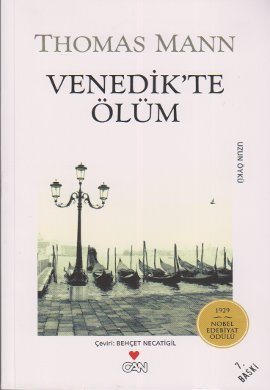 Venedikte Ölüm Thomas Mann