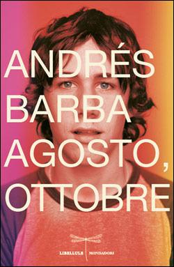 Agosto, ottobre Andrés Barba