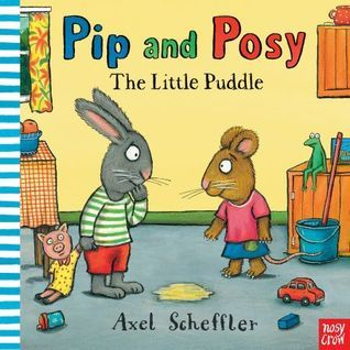 The Little Puddle Axel Scheffler