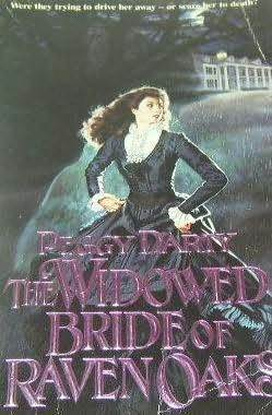 The Widowed Bride of Raven Oaks  by  Peggy Darty