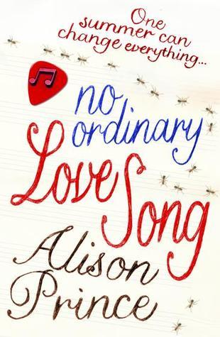 No Ordinary Love Song  by  Alison Prince