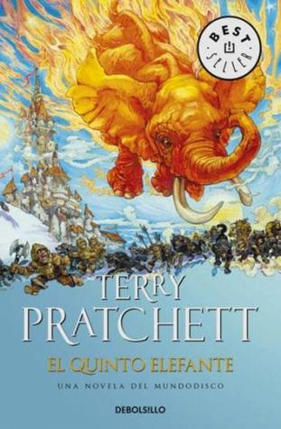 El quinto elefante  by  Terry Pratchett